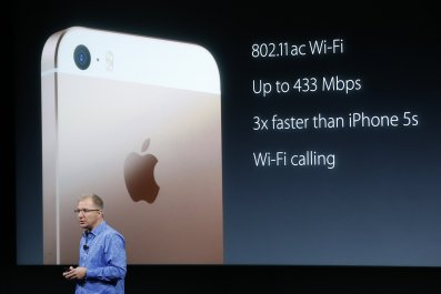 Apple iPhone SE will start at $399