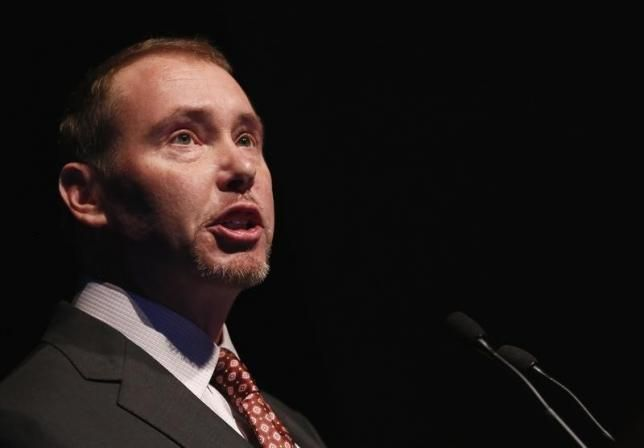 Jeffrey Gundlach says the world is afraid of Donald Trump