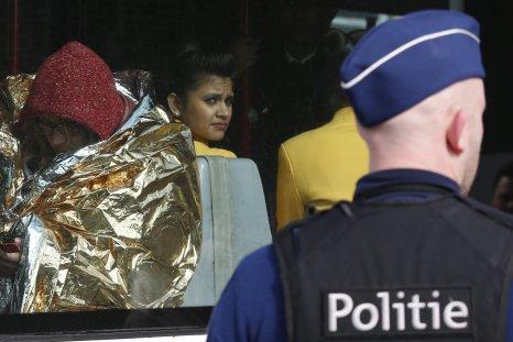 Belgium Paris Attacks Europe