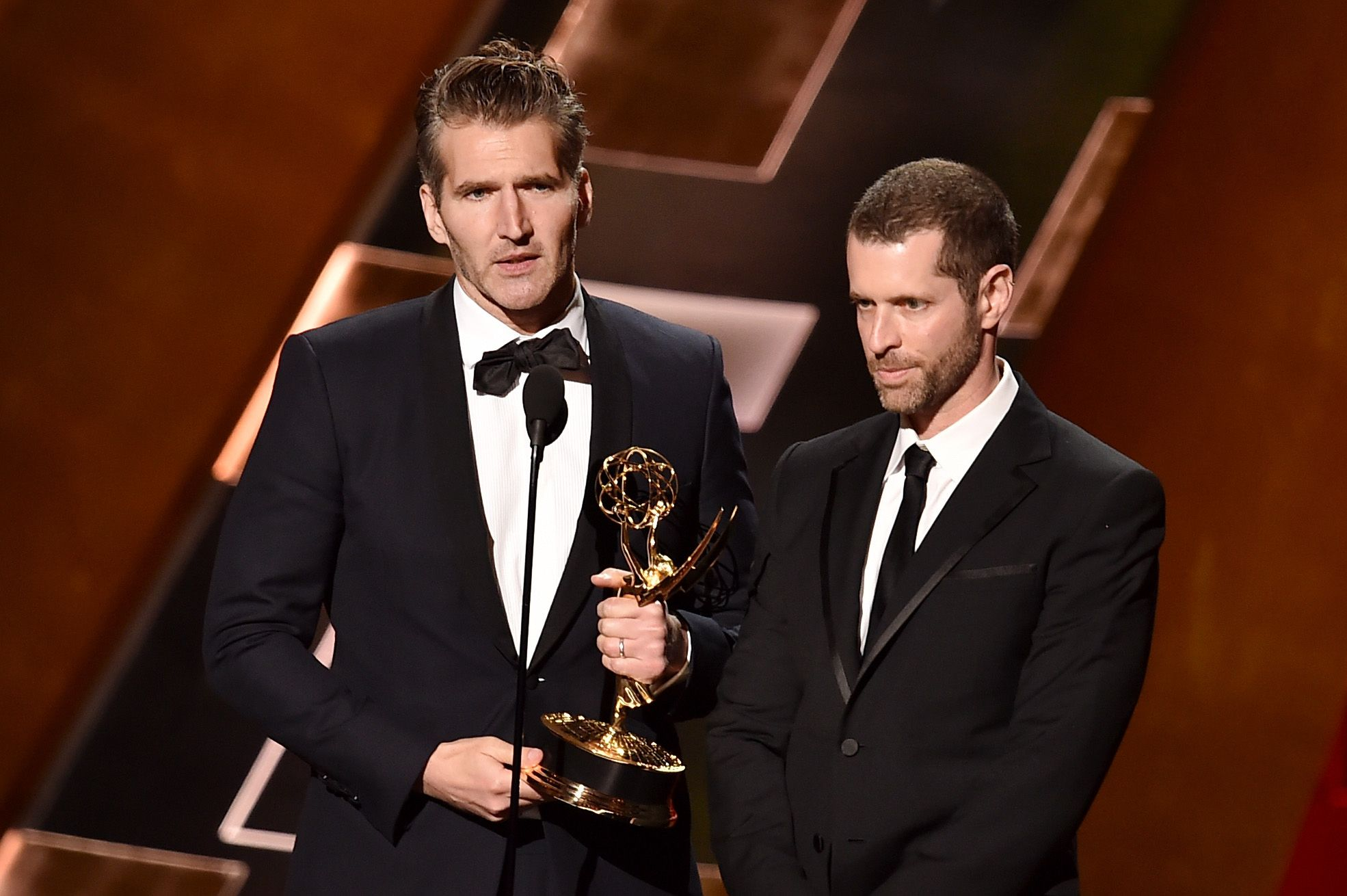 Game of Thrones showrunners David Benioff and D.B. Weiss