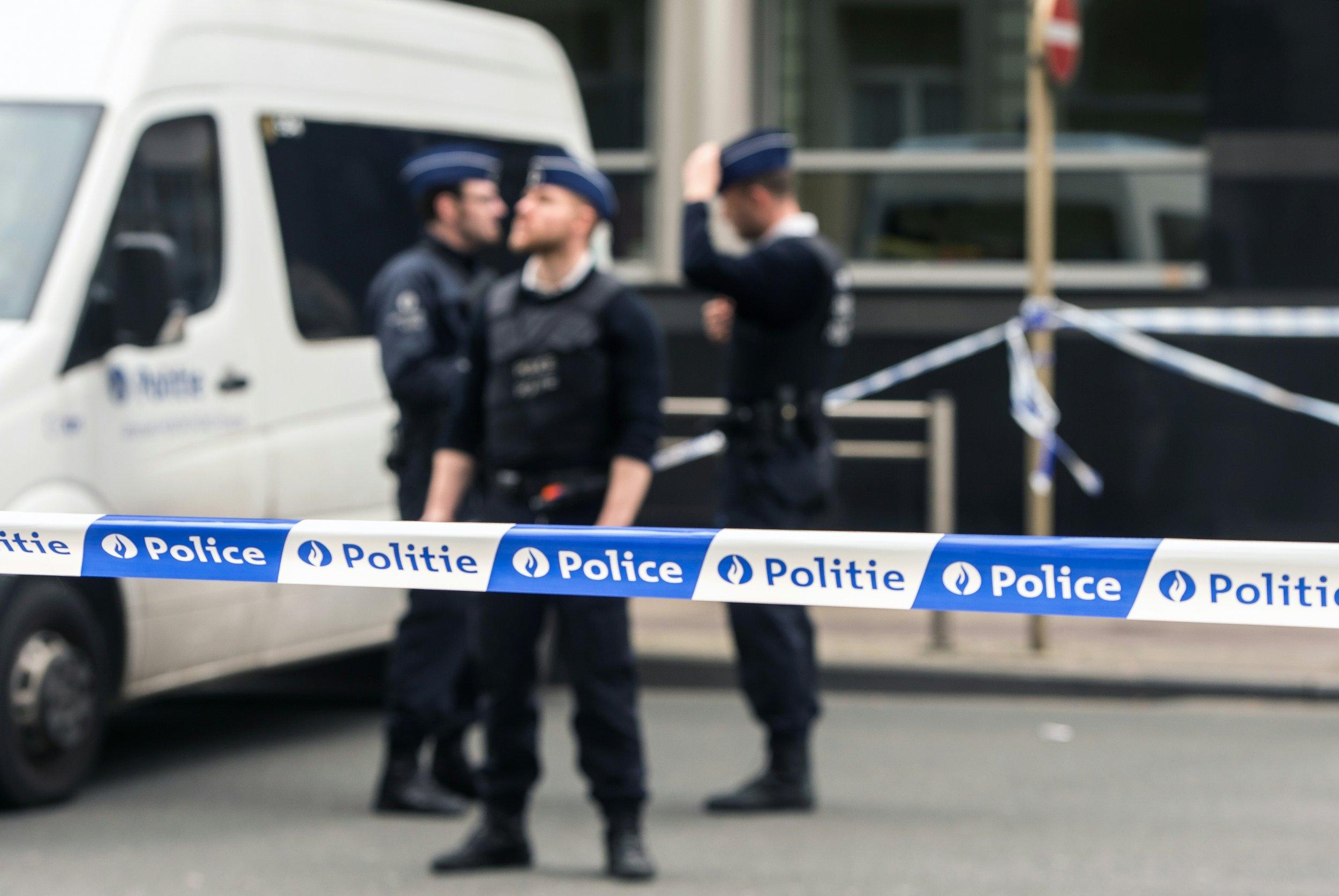 Brussels Belgium Terror ISIS Metro Airport