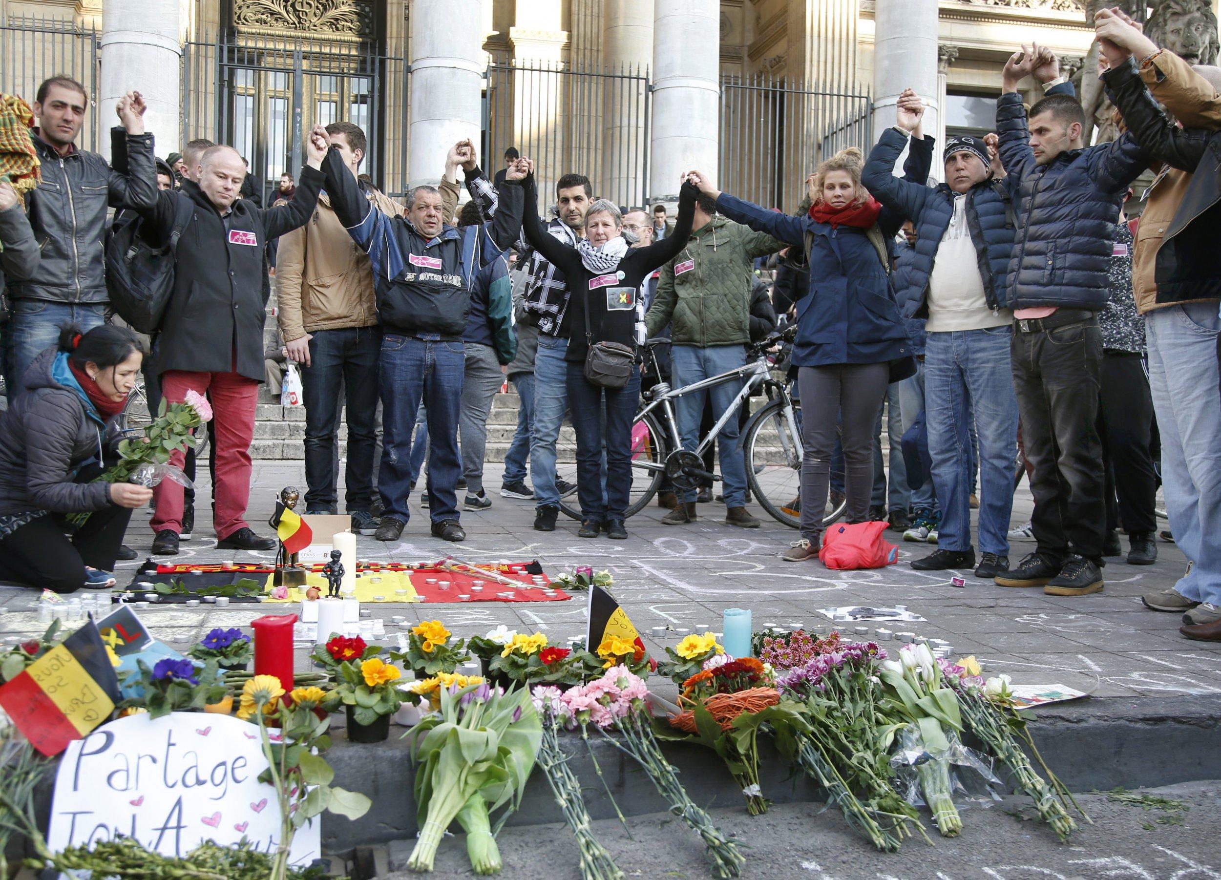 Brussels Belgium ISIS Attacks