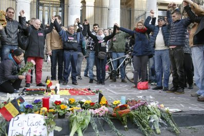 Brussels Belgium ISIS Attacks