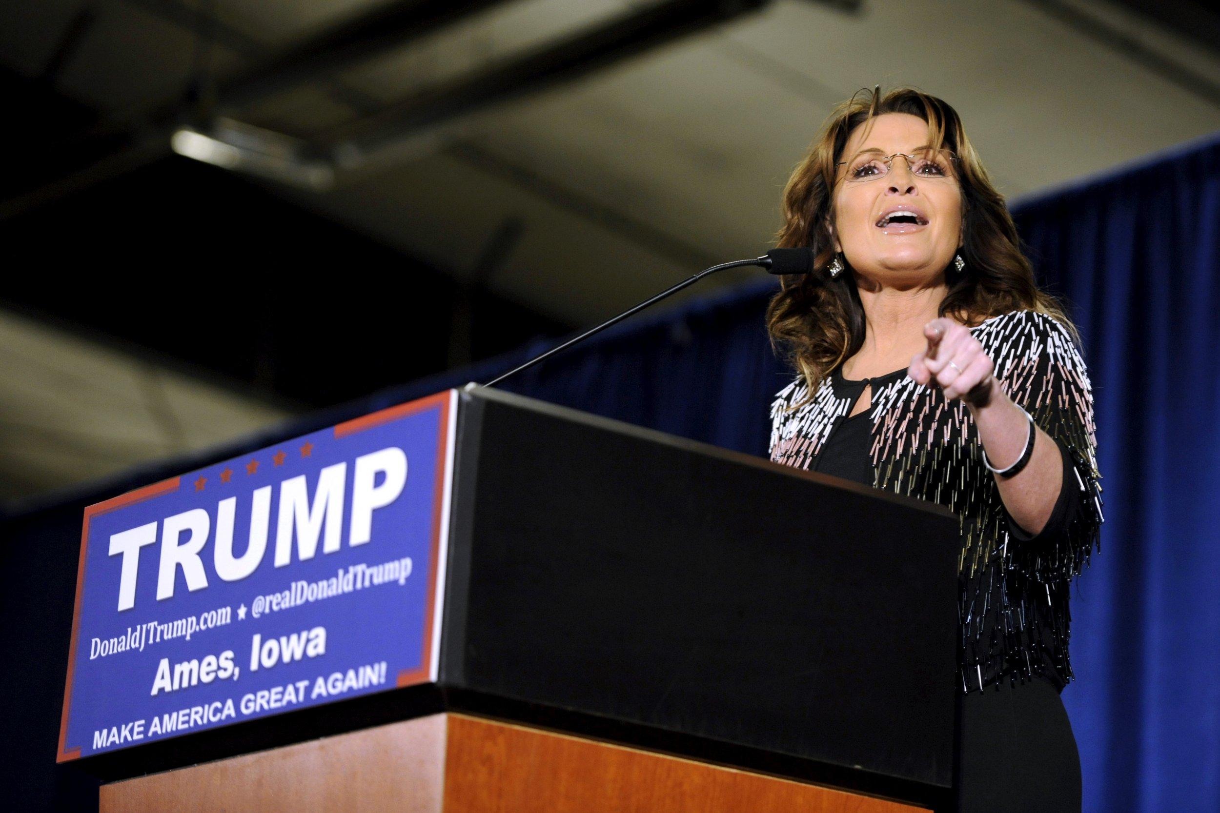 3-22-16 Sarah Palin