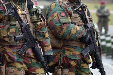 Belgium Brussels Attacks Europe EU
