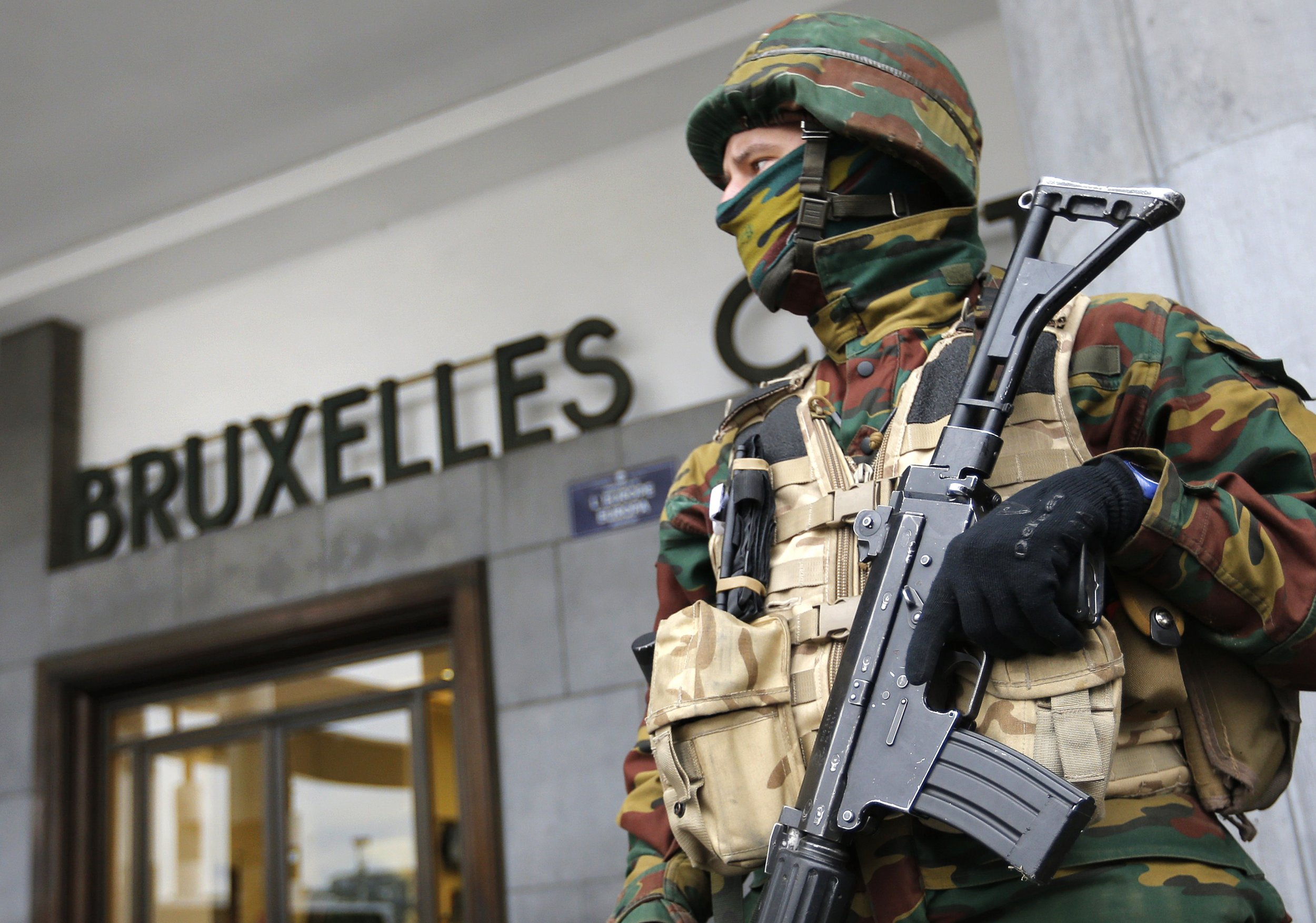 Brussels Attacks Belgium