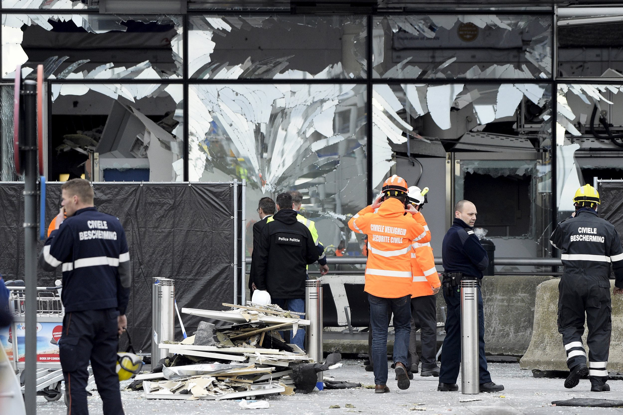 Brussels damages