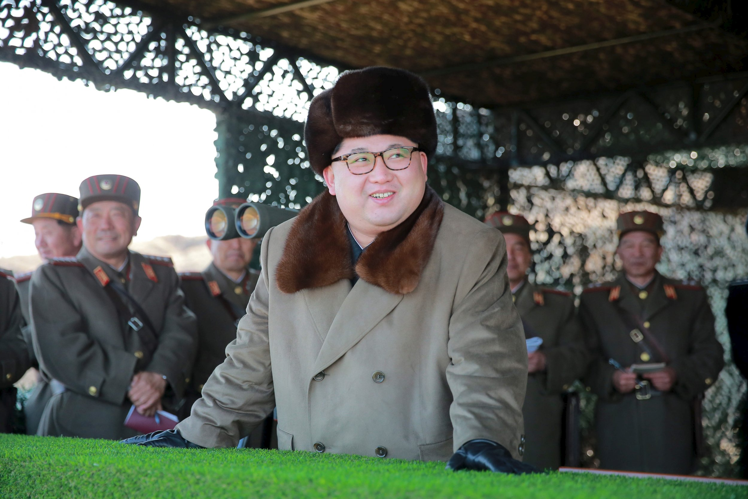 North Korea tests solid-fuel rocket engine