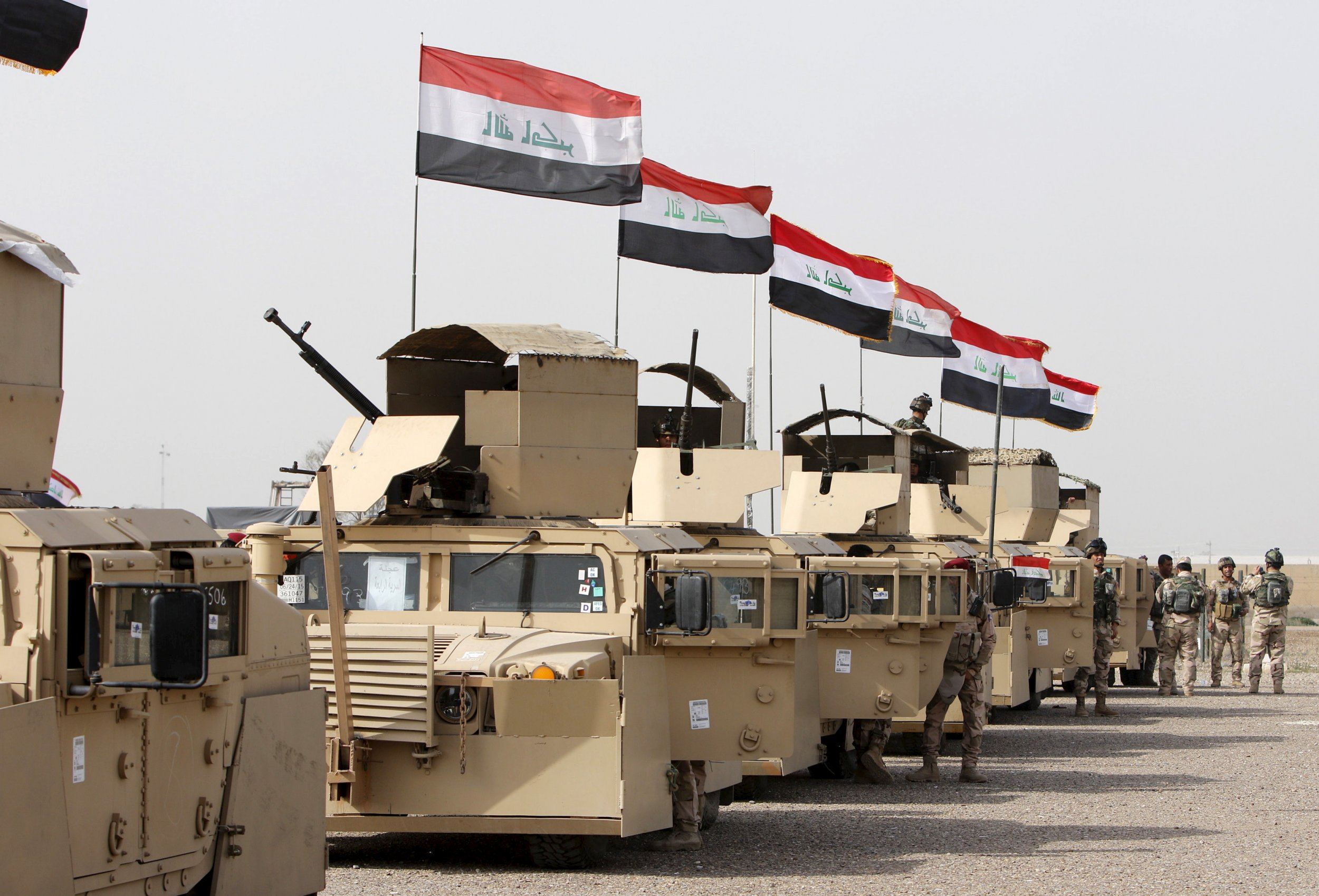 Iraq ISIS Middle East