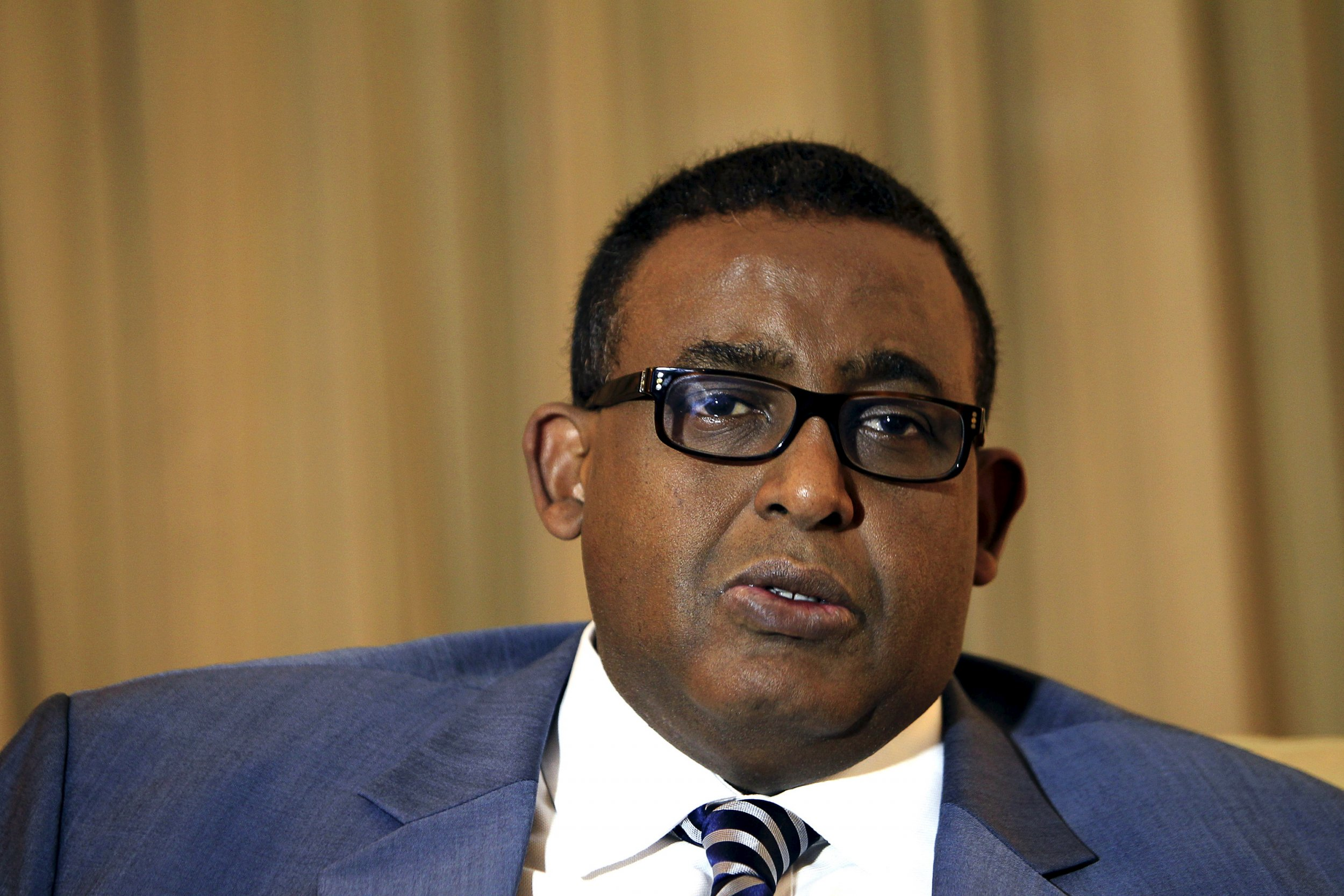 Somalia Prime Minister Omar Sharmarke in an interview.