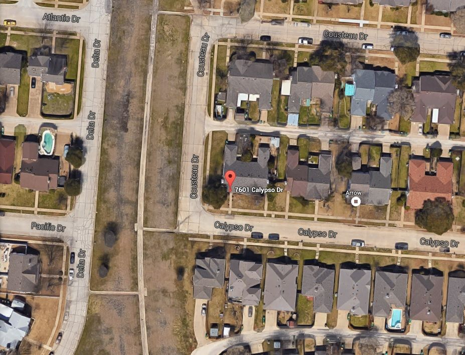 Google Maps Error demolish house bulldoze diaz
