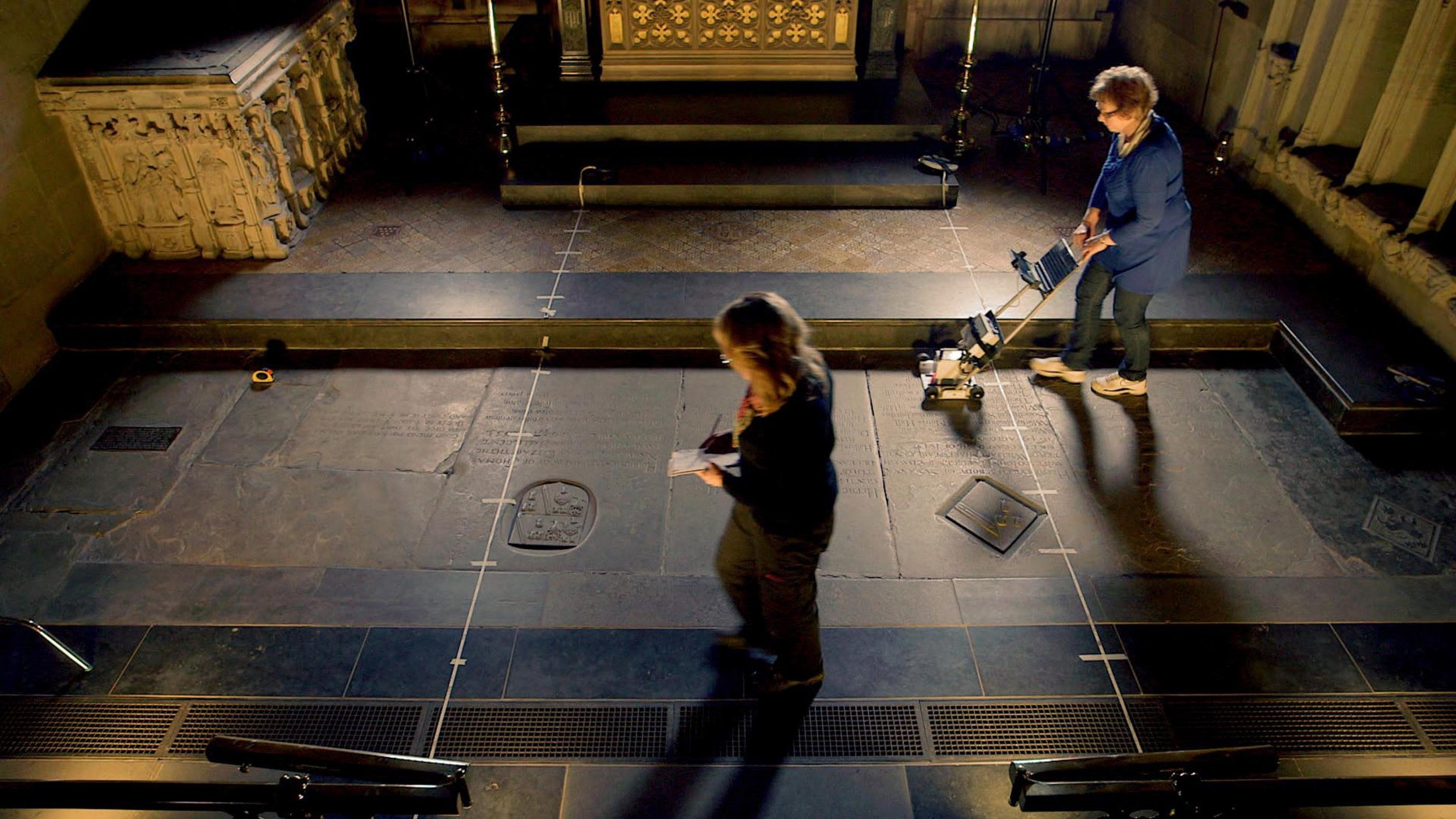 Shakespeare's Tomb on Channel 4