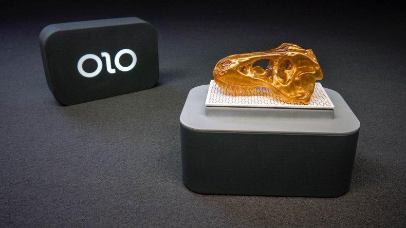 3D printing OLO smartphone printer iphone