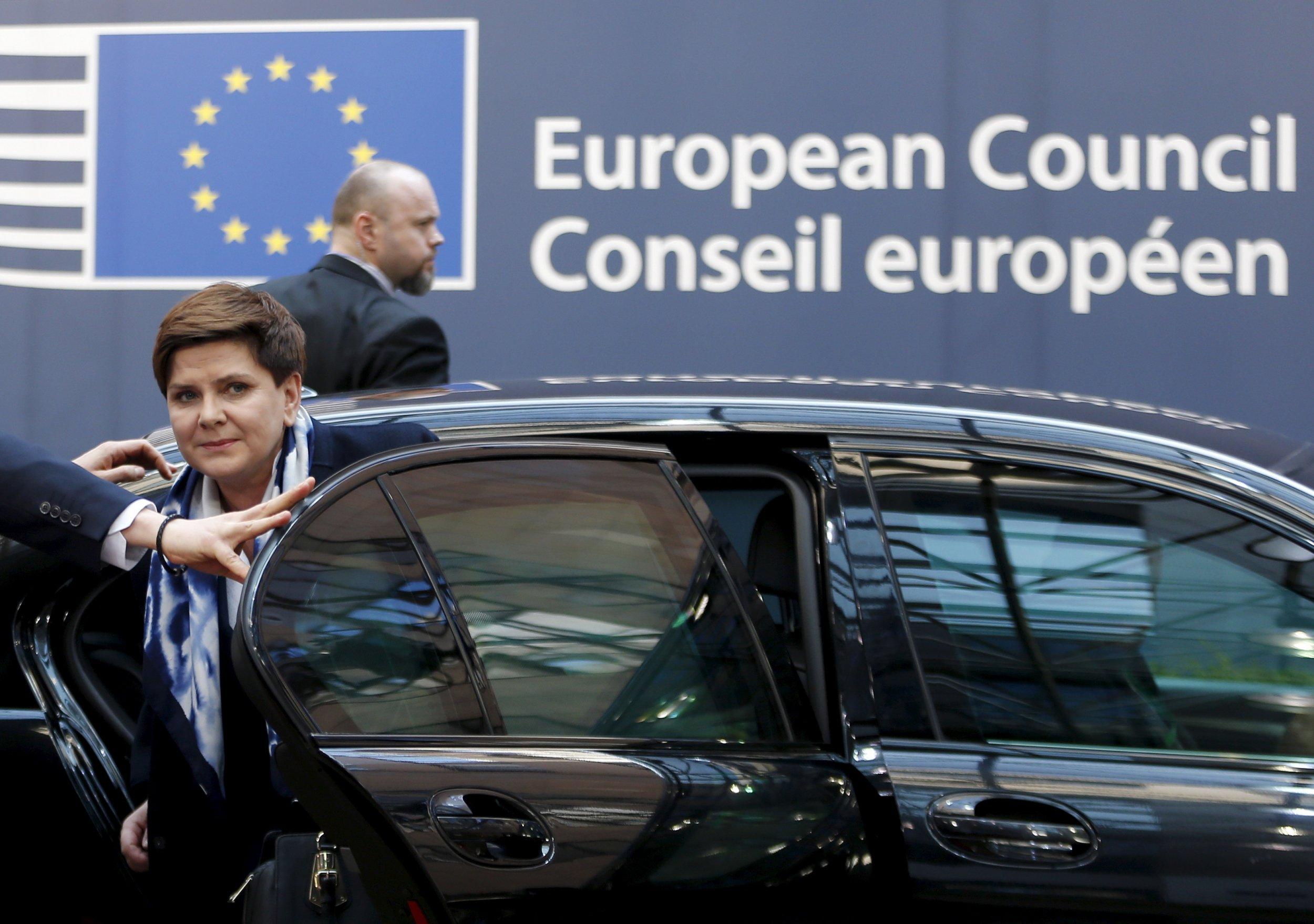 Poland Brussels Attacks