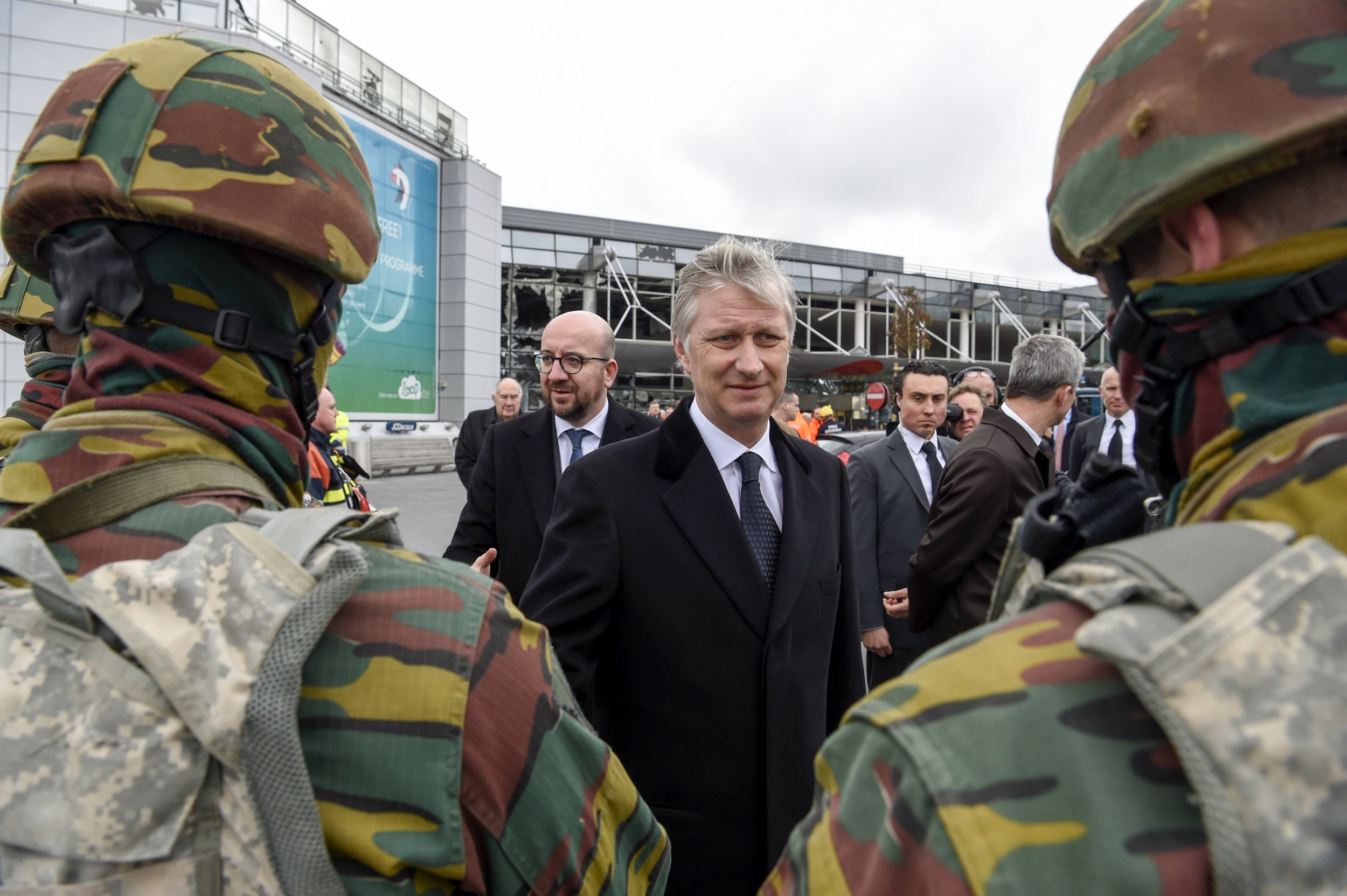 Belgium Middle East ISIS Resignations