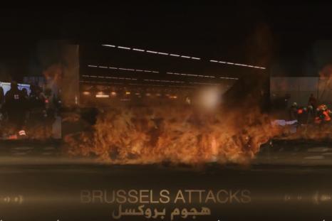 ISIS Brussels Belgium Attacks