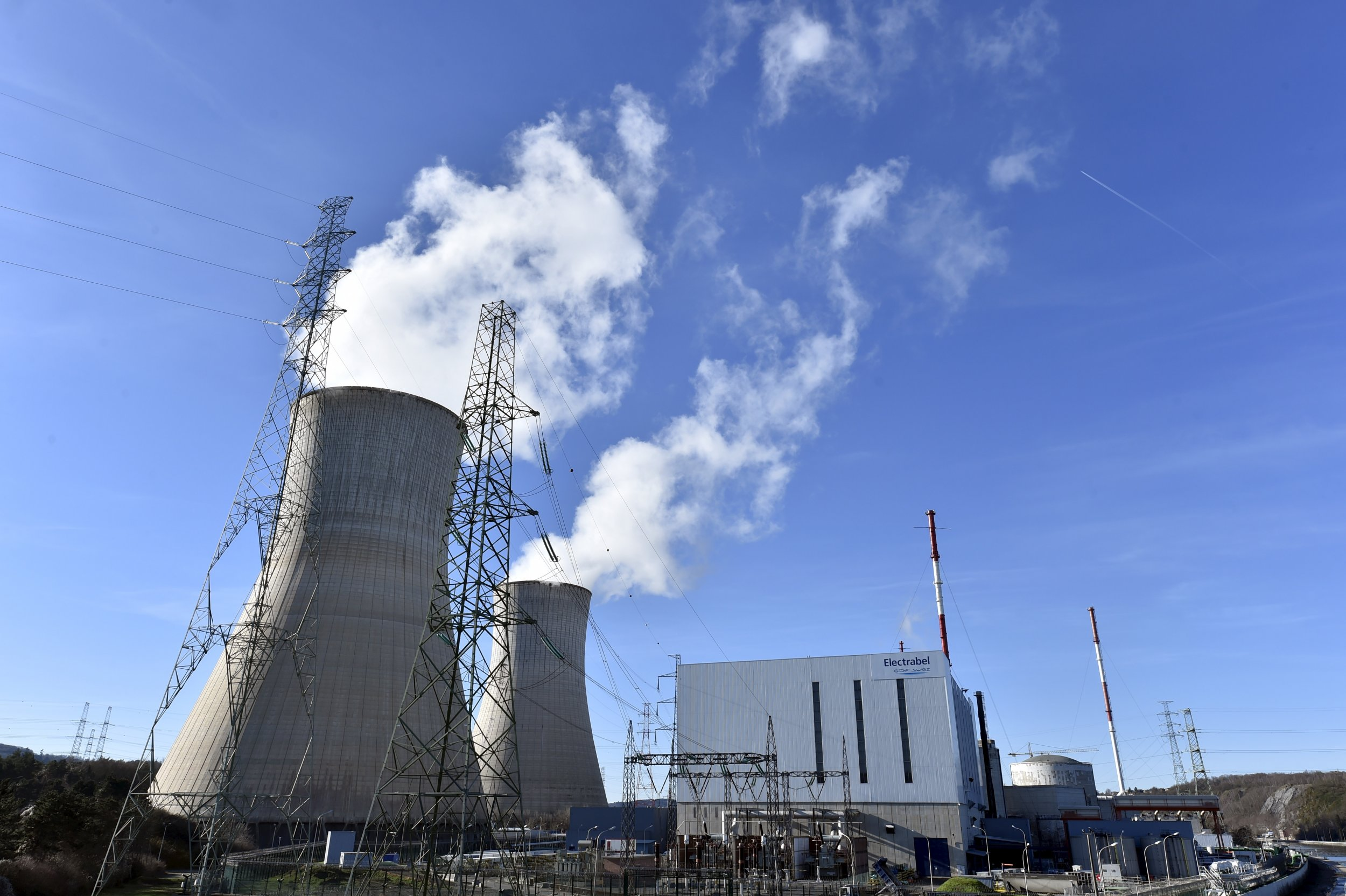 ISIS Brussels Belgium Plot Nuclear