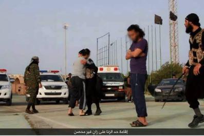 ISIS Libya Sirte Middle East