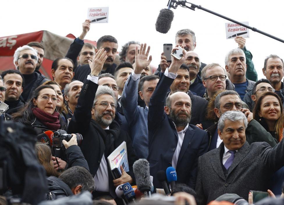 Turkey Cumhuriyet trial