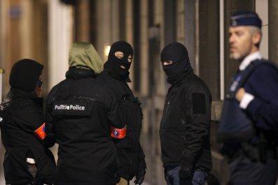 Belgium ISIS Brussels Attacks