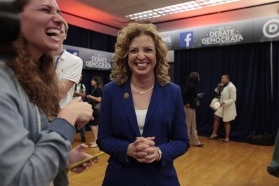 03_25_Debbie_Wasserman_Schultz_DNC_Chair_Primary_Challenge_Tim_Canova