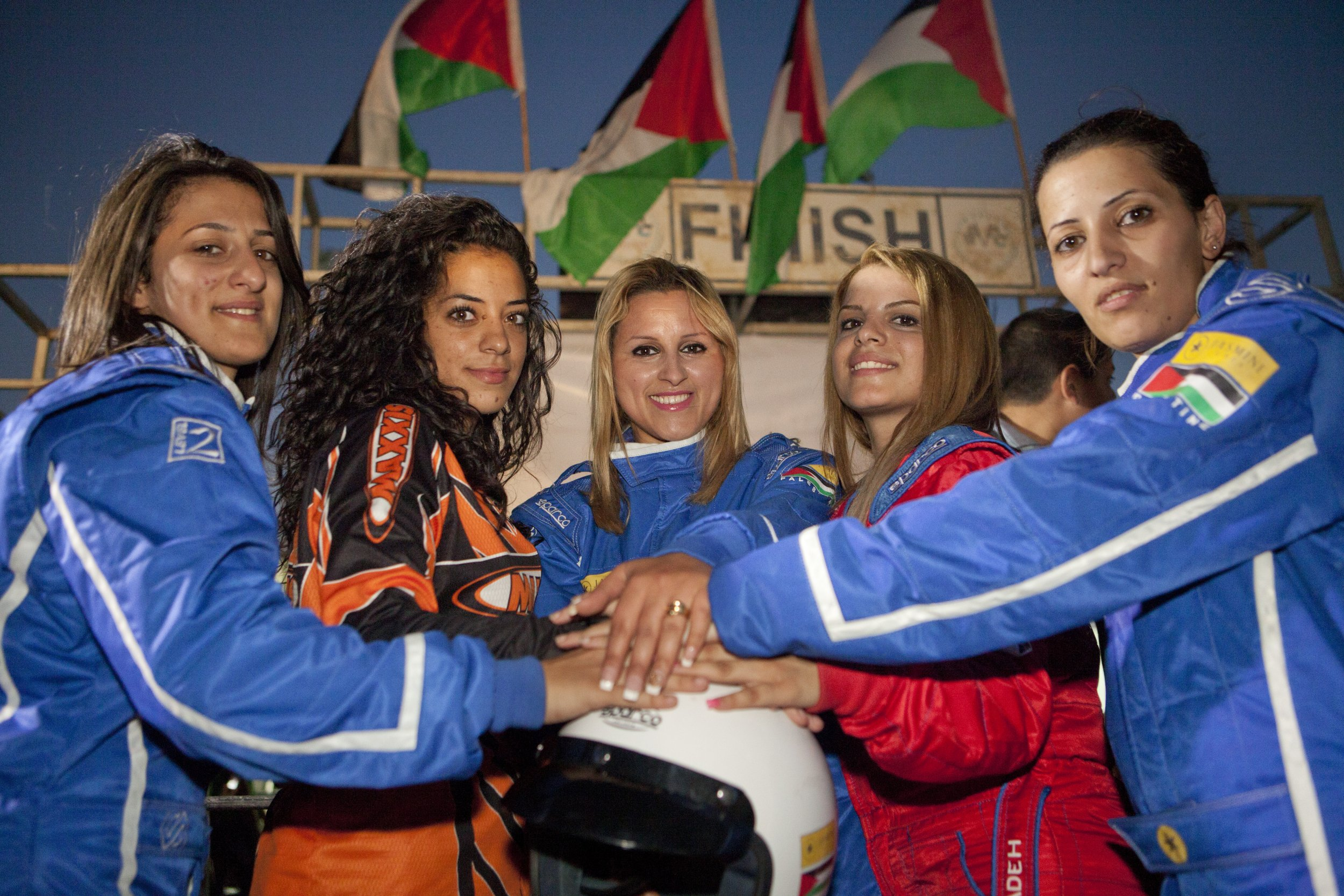 news speed sisters madonna film about middle eastern girl racers