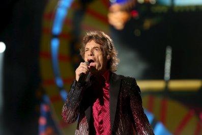 Mick Jagger Rolling Stones Cuba 20160326