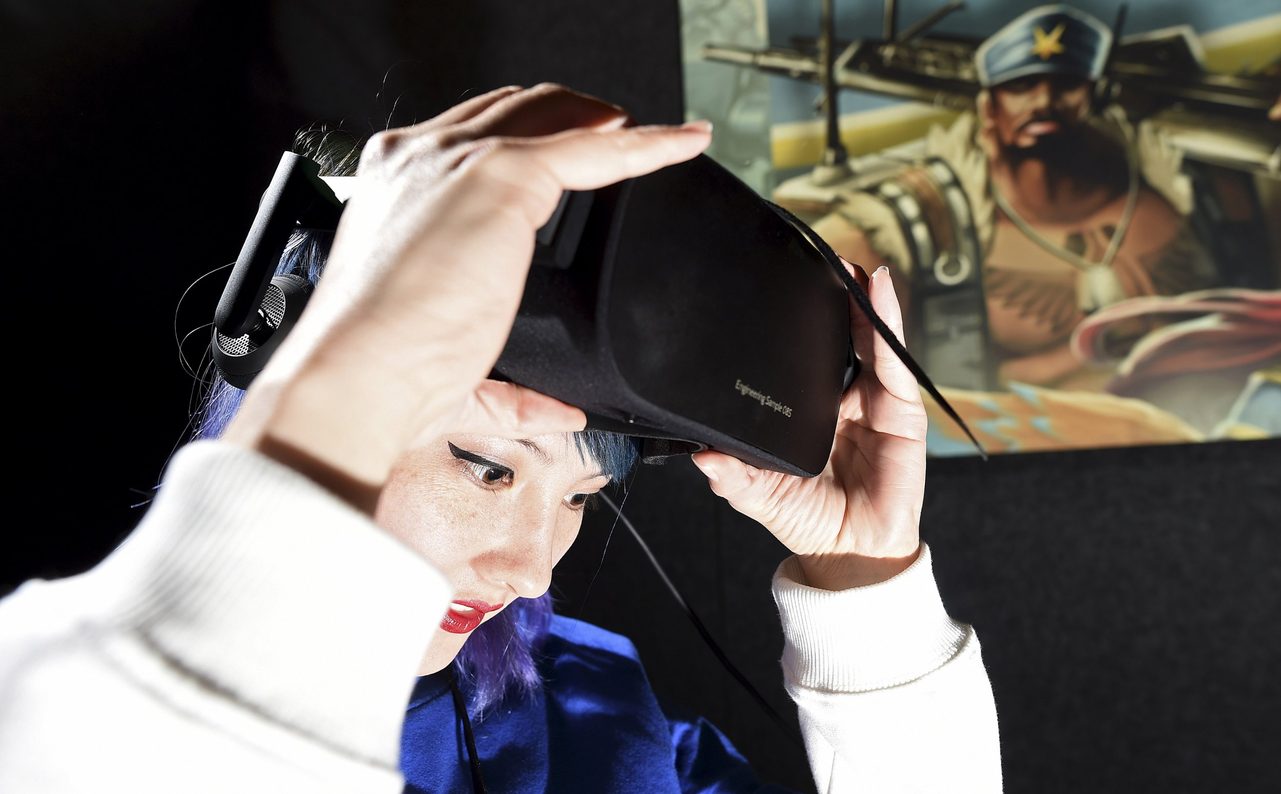 How Oculus Rift Keeps You From Vomiting