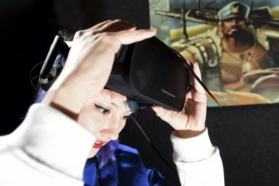 How Oculus Rift Keeps You From Getting Sick