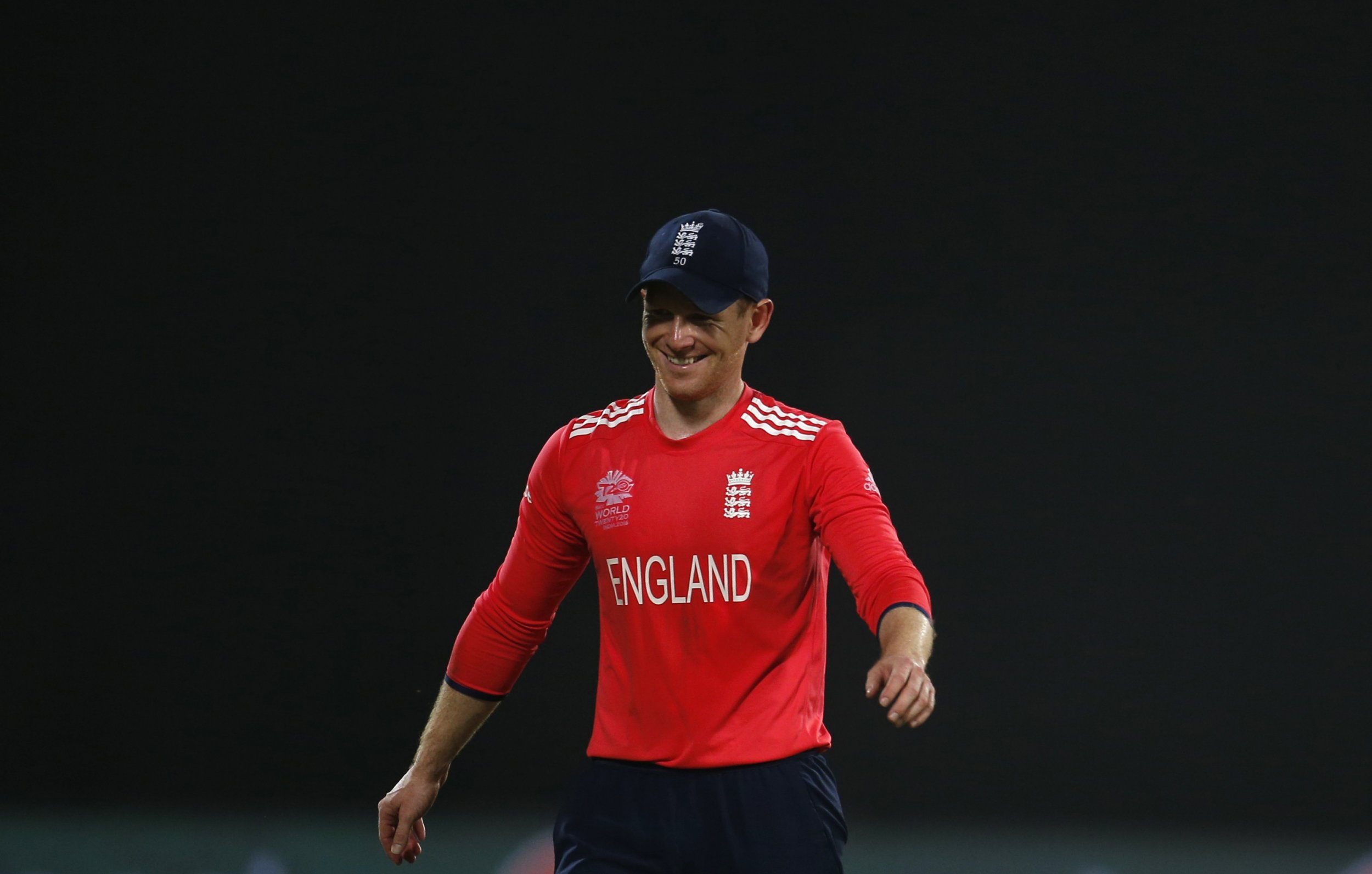 Eoin Morgan leads England against New Zealand on Wednesday.