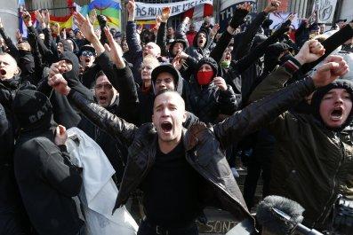 Brussels Britain Brexit Race Religion Politics