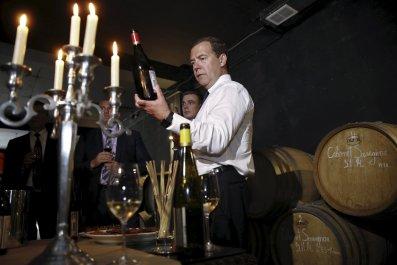 Wine Medvedev