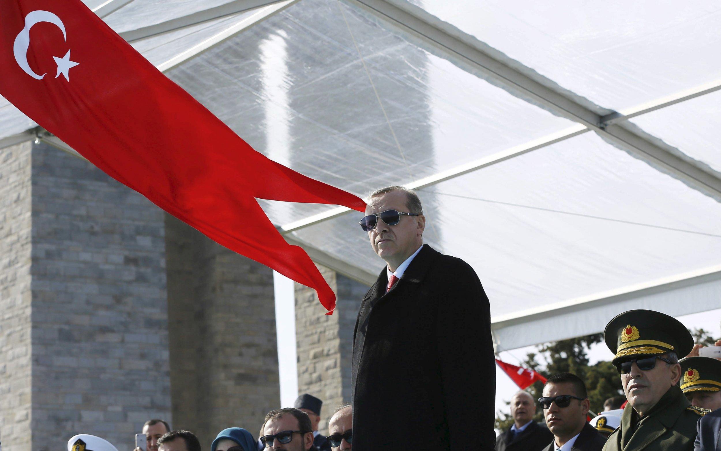 Erdogan parody