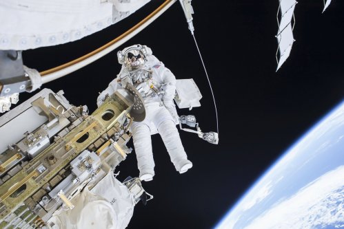 Meet the Astronaut Who Discovered Why You Throw Up After