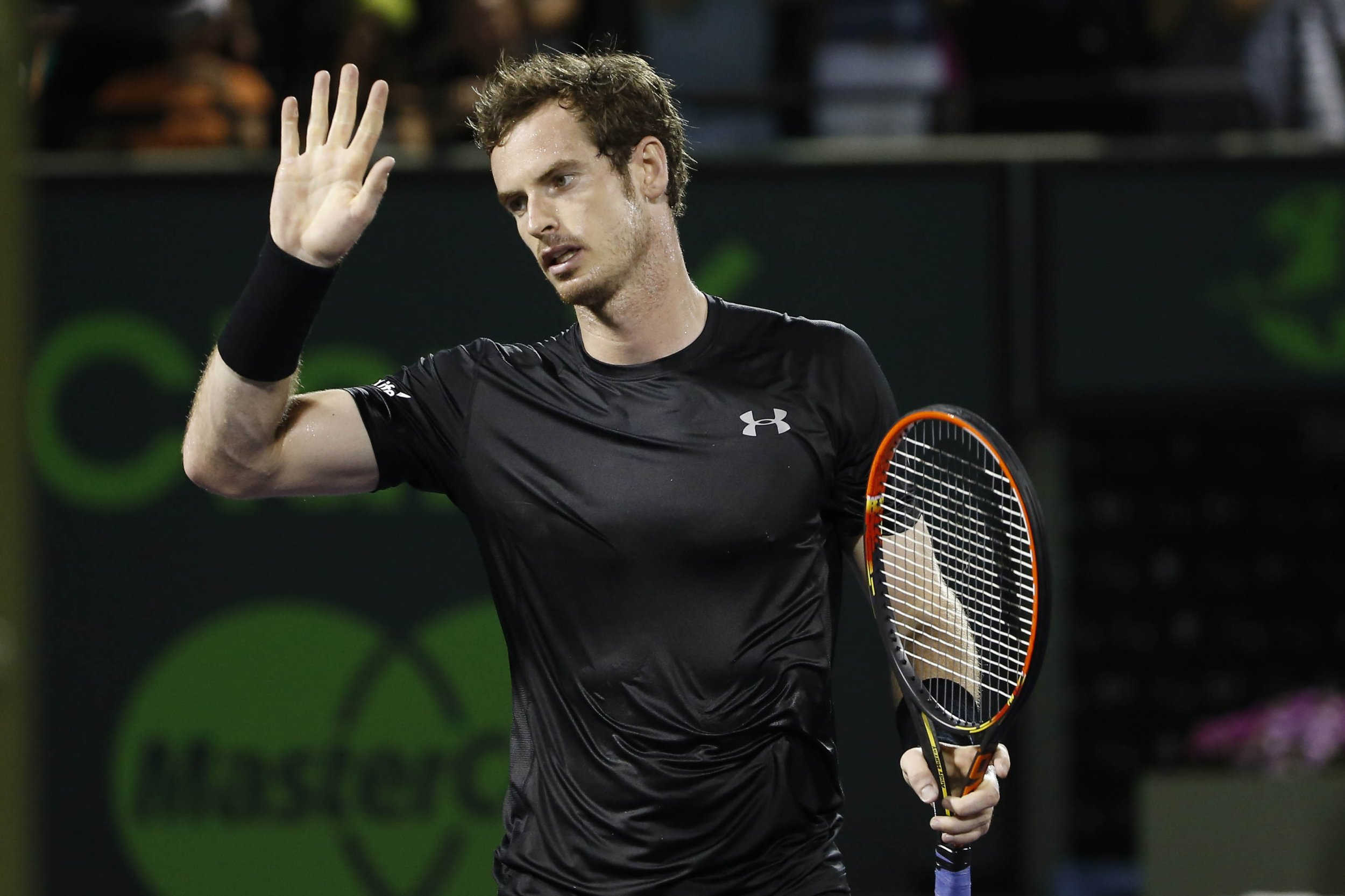 Andy Murray has struggled for form since returning to the ATP Tour.