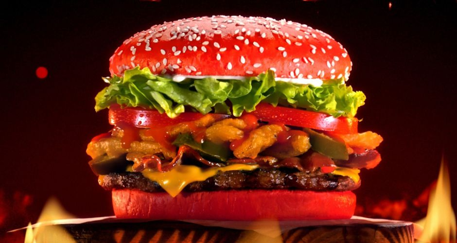 The Angriest Whopper
