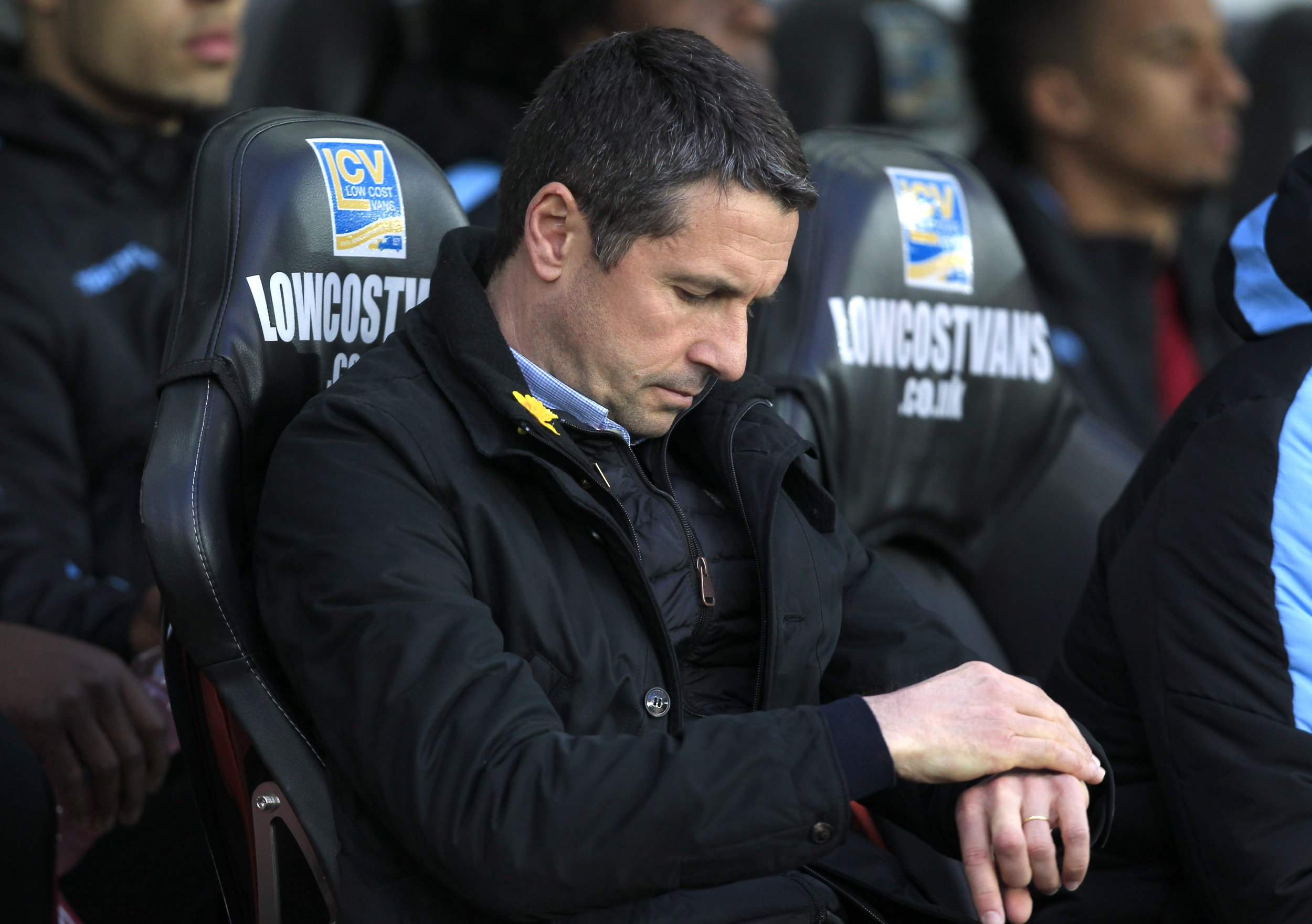 Remi Garde has left Aston Villa after 147 days in charge.