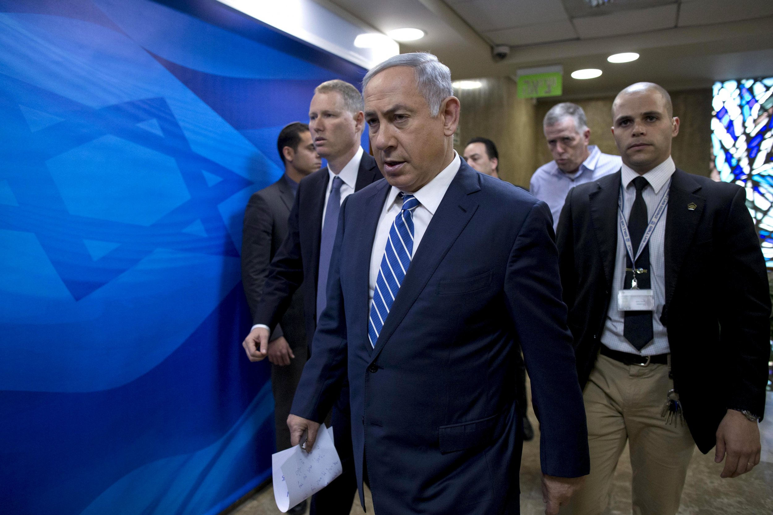 Netanyahu Israel Indonesia