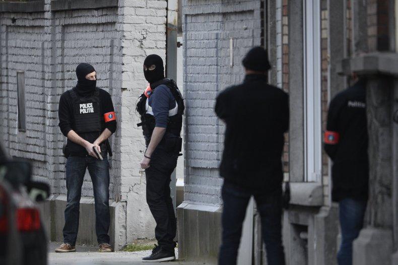 ISIS Brussels Attacks Belgium