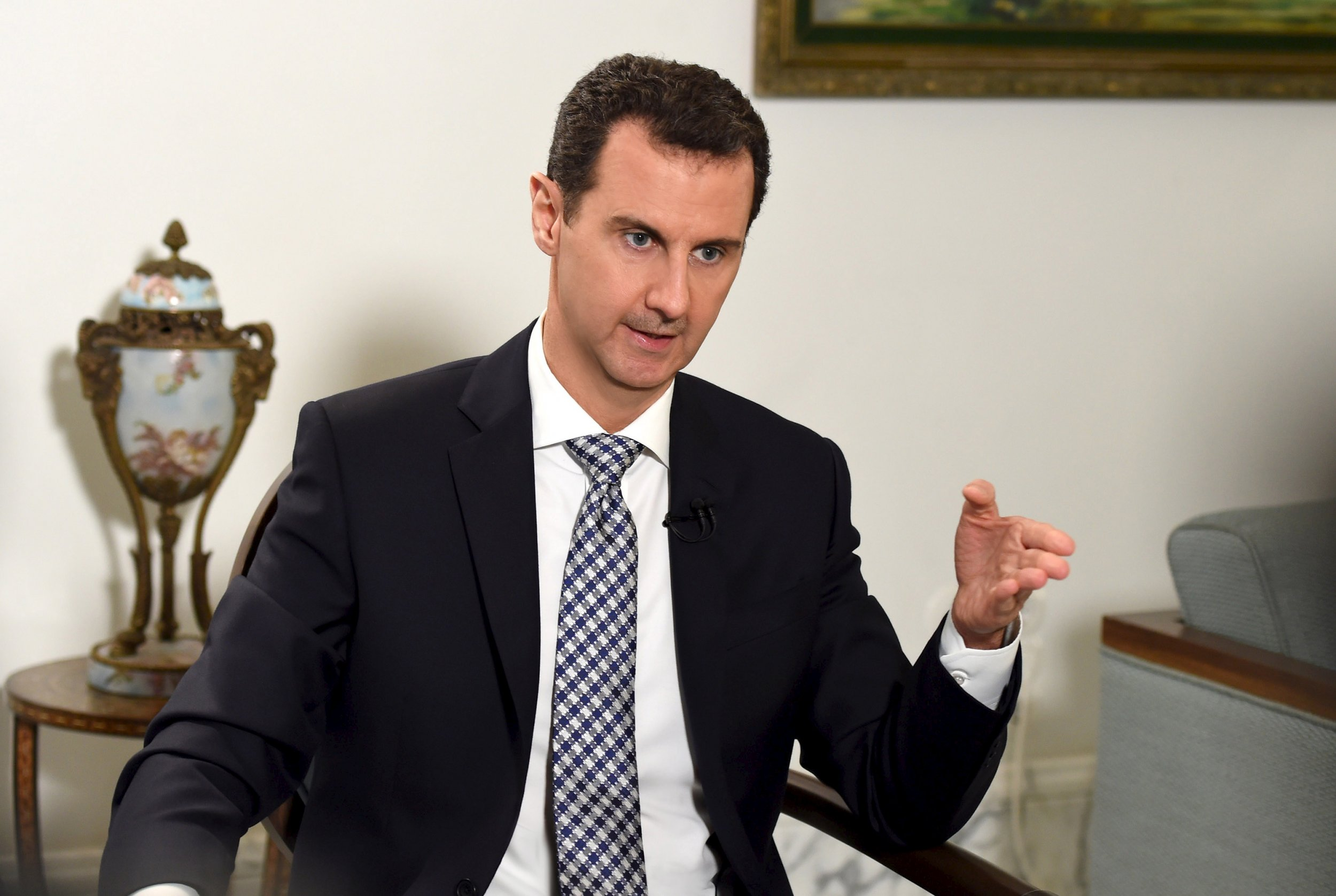Assad Interview