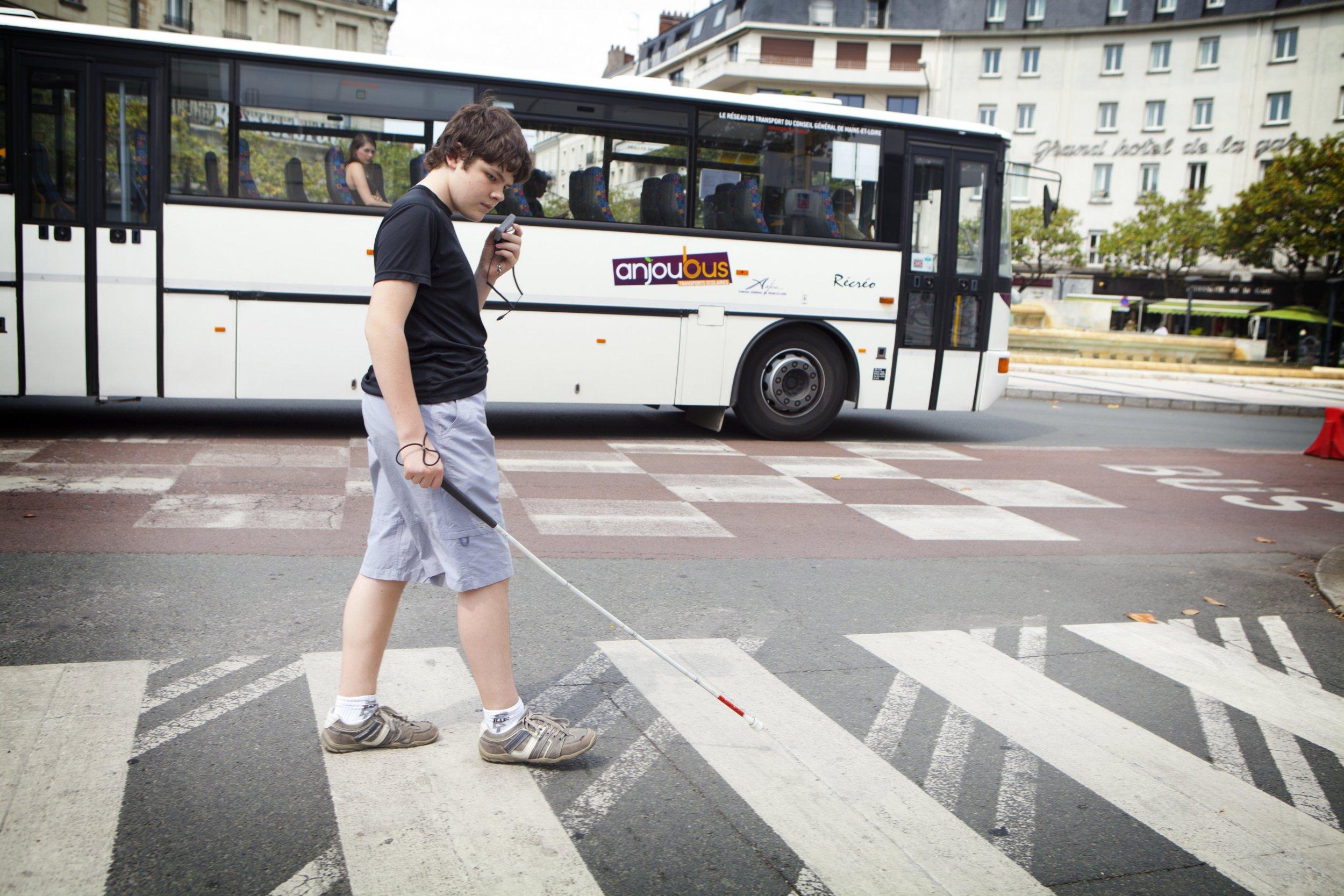 The App That Helps Blind People See