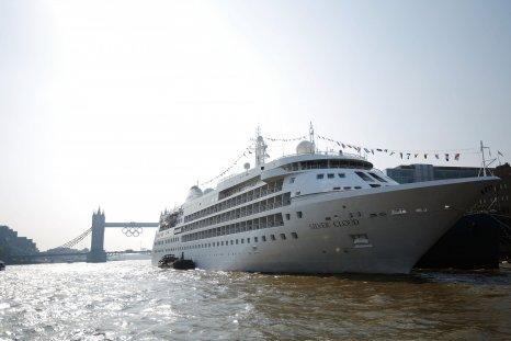 Cruise ship Greenwich