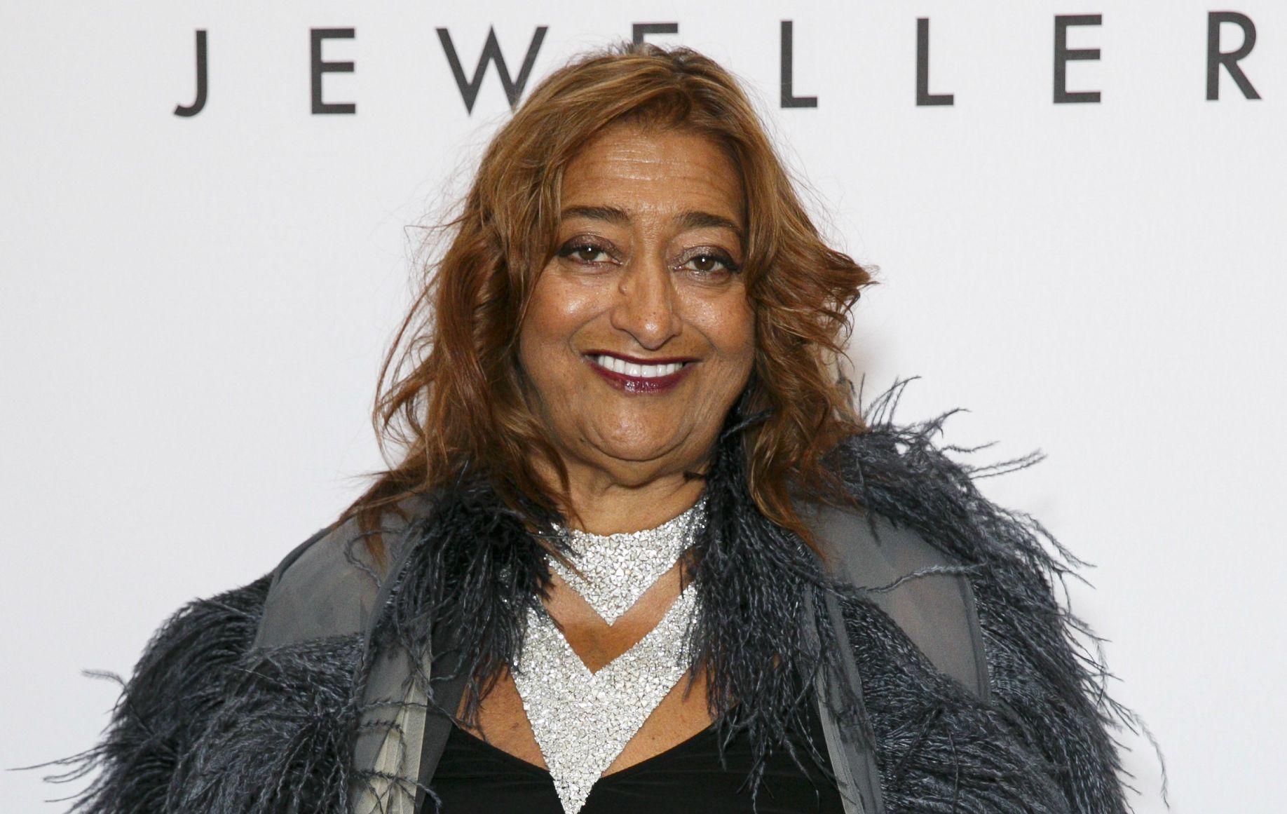 Zaha Hadid dies aged 65