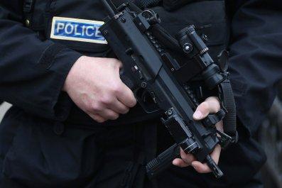 UK armed police