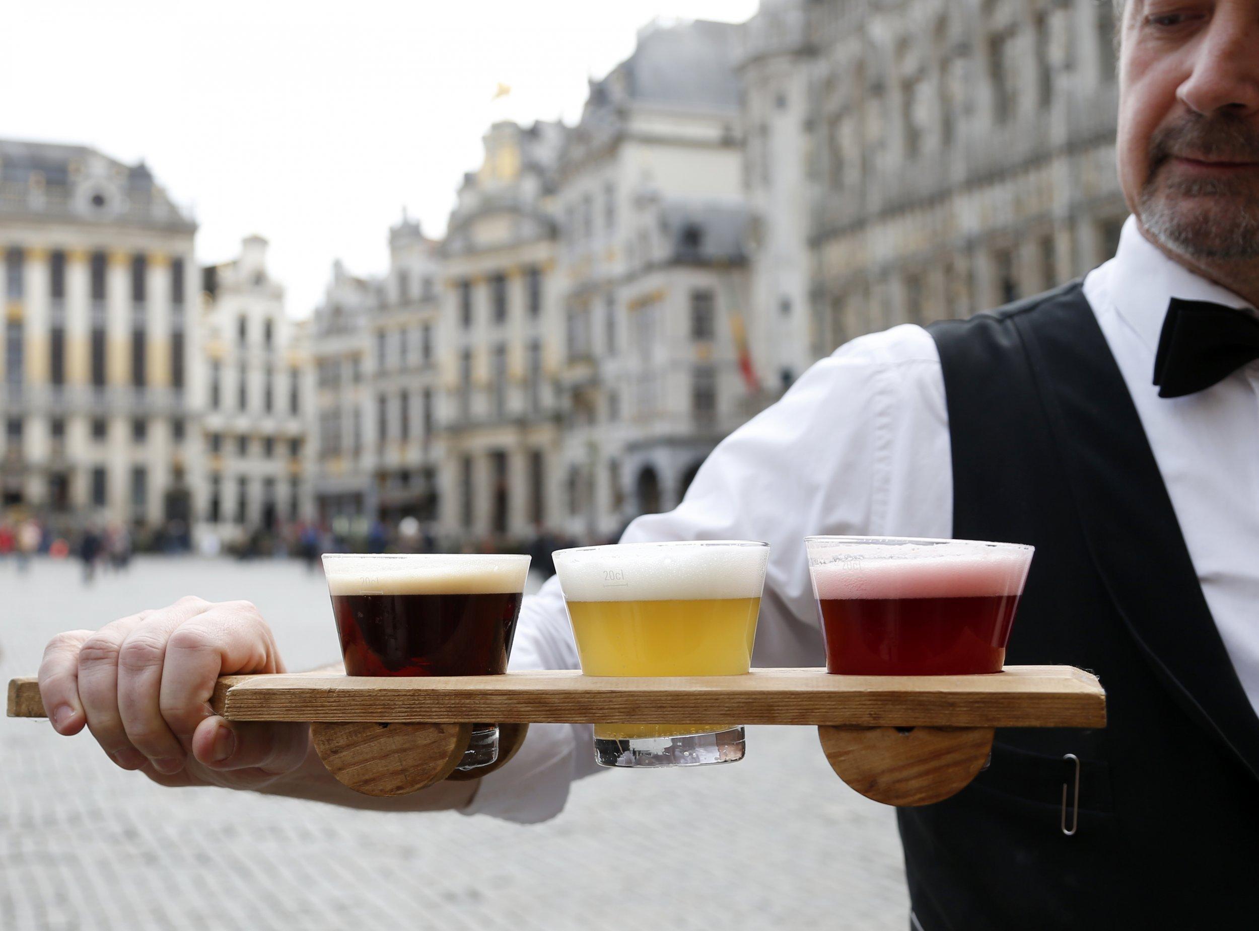 Belgium poll