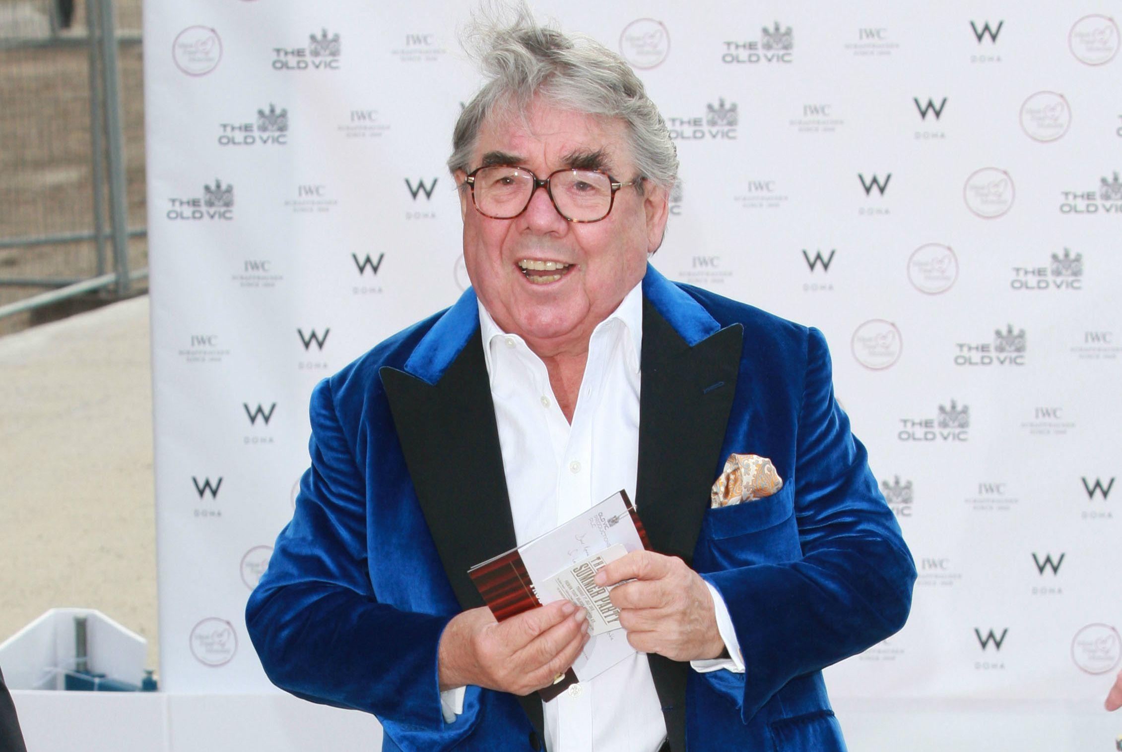 Ronnie Corbett in 2010