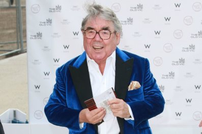 Ronnie Corbett in 2010