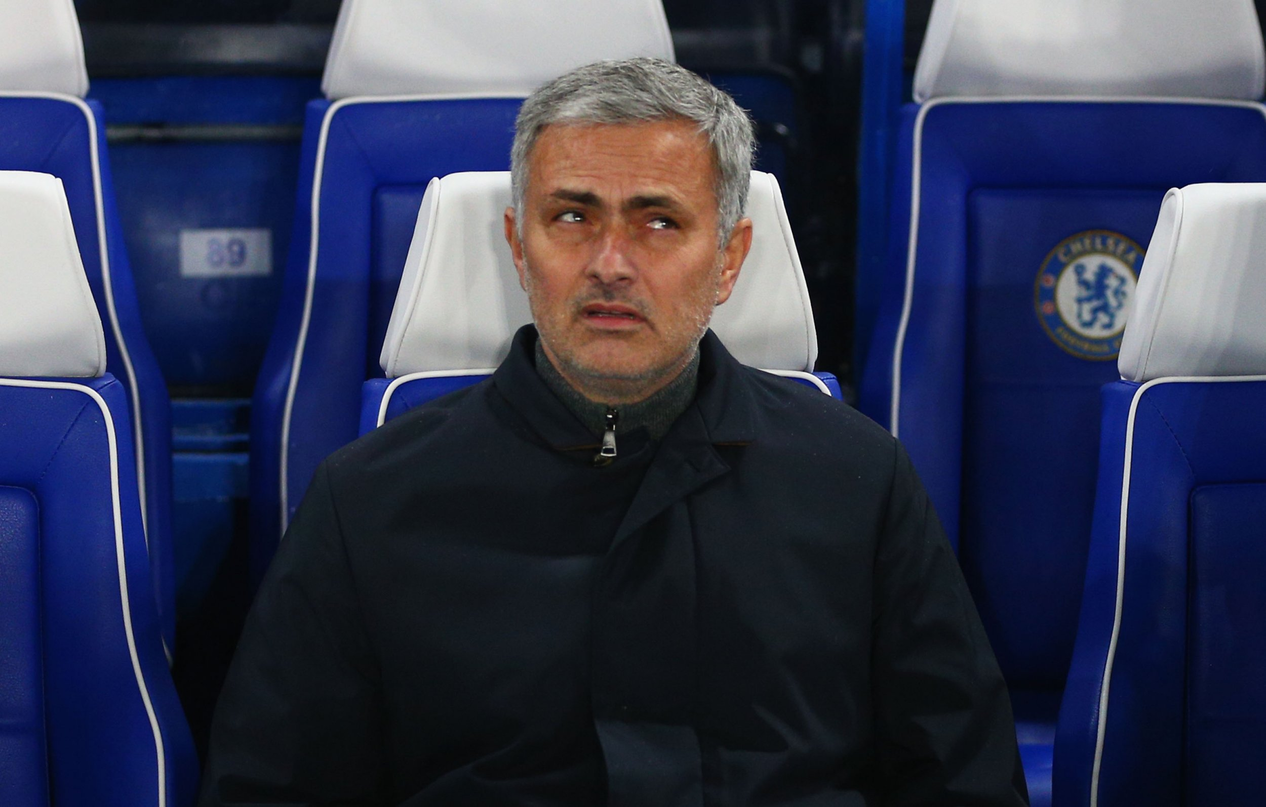 Jose Mourinho has been strongly linked with the Manchester United job.