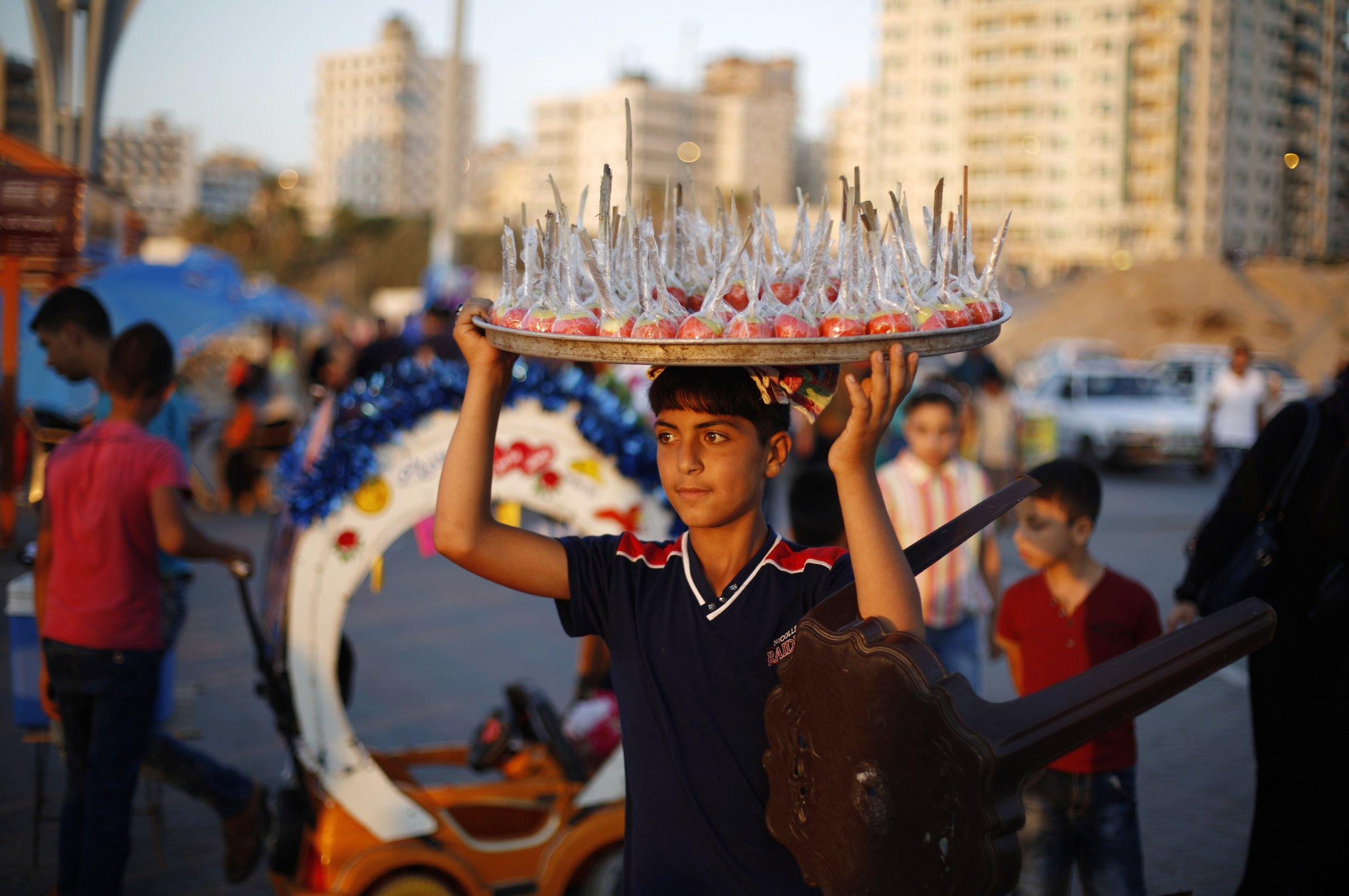 Gaza Israel Middle East