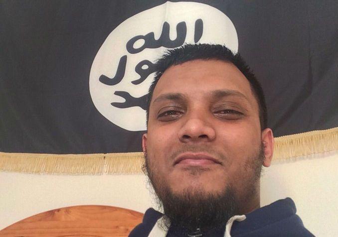 ISIS Britain Syria